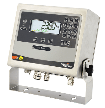 vážní indikátor i20 Ex 2-21 IECex