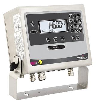 Vážní indikátor i 35 Ex 2-21 IECex