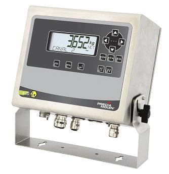 Vzdálený displej d20 Ex 2-21 IECEx