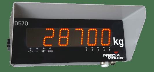 remote display D 570
