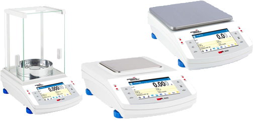 LABORATORY SCALE pml 3000