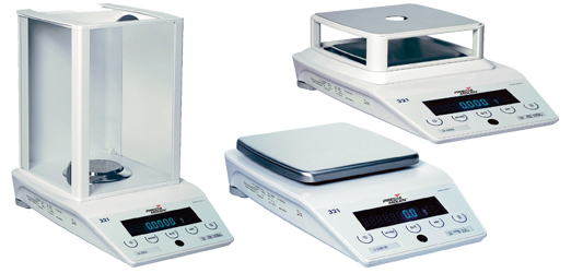 Laboratorní váhy – řada LS