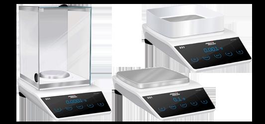Laboratorní váhy – řada LX