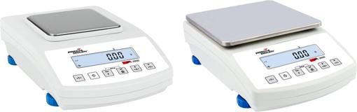 Přenosné laboratorní váhy PML 1000