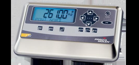 Průmyslový vážní indikátor i30