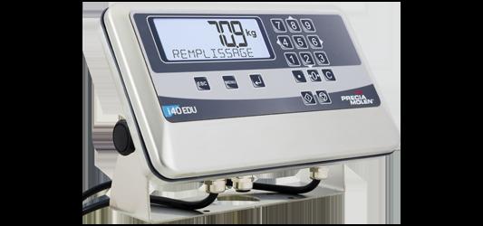 Indikátor i40 EDU (Jednoduchá jednotka pro dávkovací procesy)